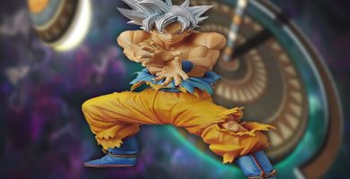 Banpresto The Super Warriors Special Son Goku Migatte No Gokui Ultra Instinct Figure