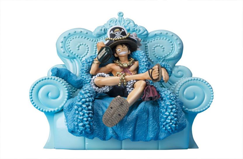 Figura Luffy 20 aniversario