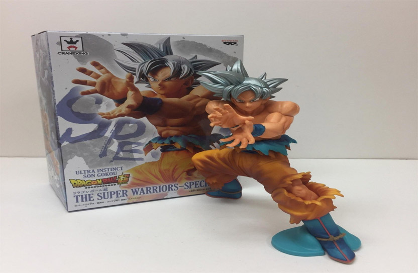 comprar figura dragon ball super