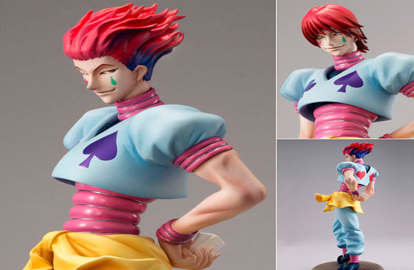 comprar figura hunter x hunter amazon