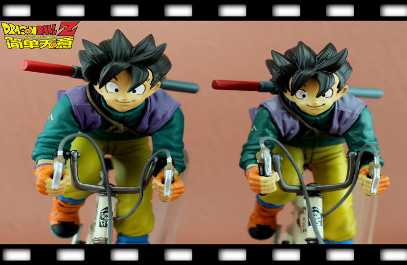 figura dragon ball falsa