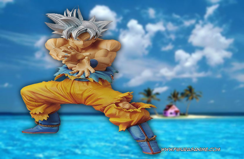 figura goku ultra instinto amazon