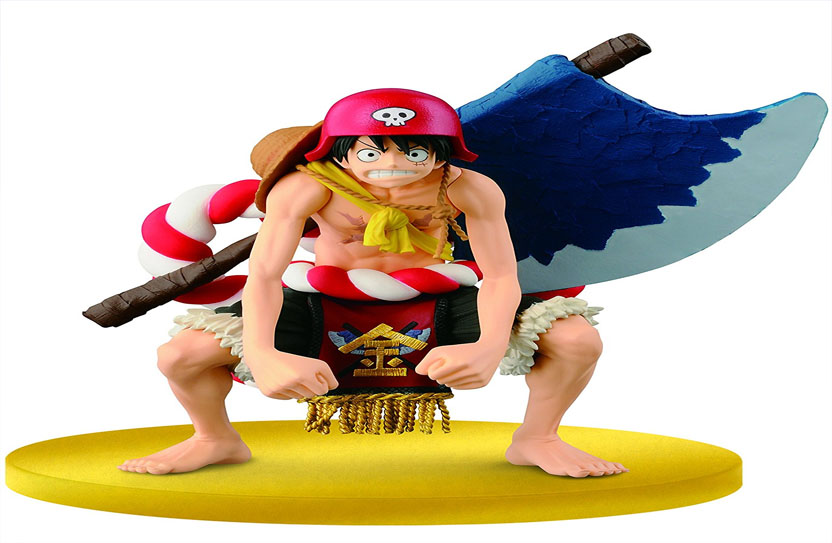 figura one piece banpresto barata