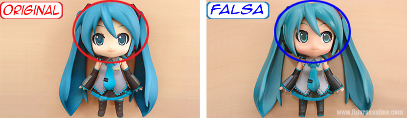 figura original vs figura falsa