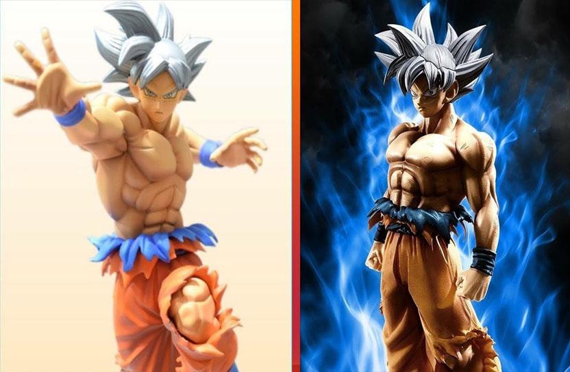 figuras anime segunda mano