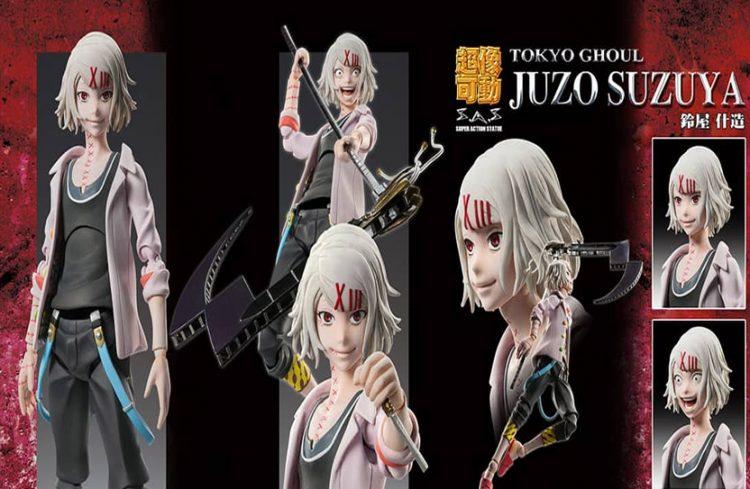 figuras coleccionables de tokyo ghoul