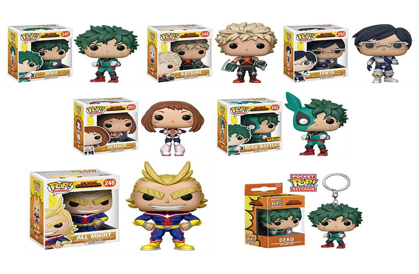 funko pop my hero academia amazon