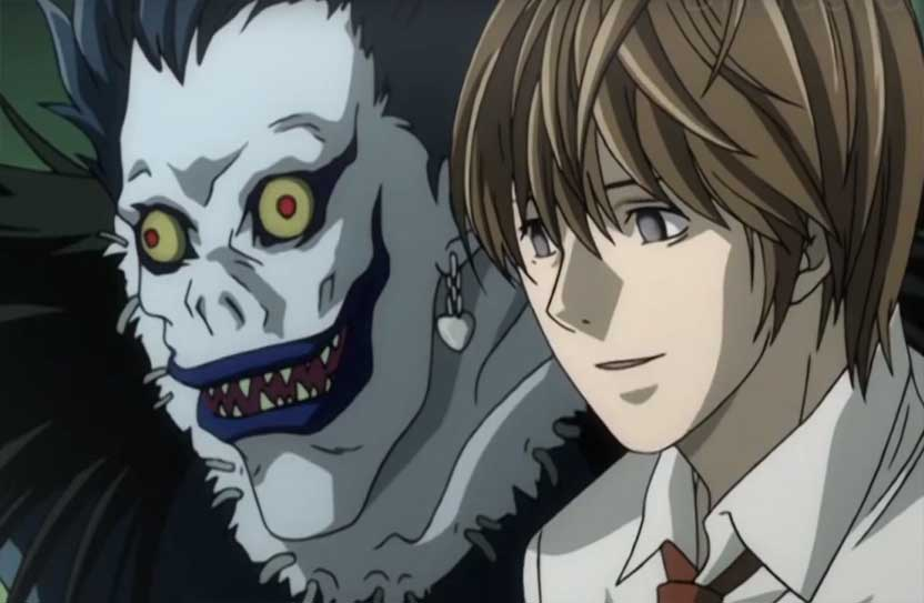 death note figuras originales