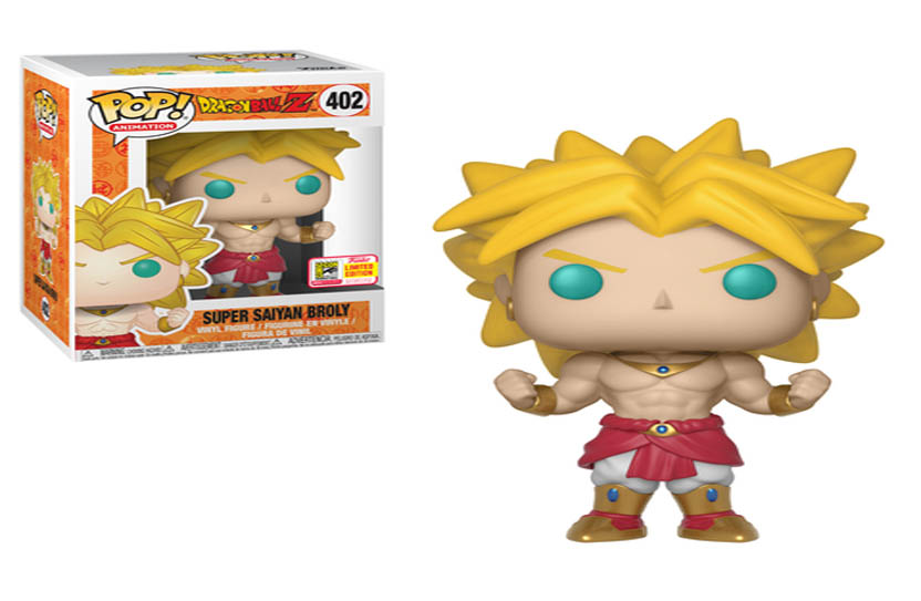 funko broly dragon ball