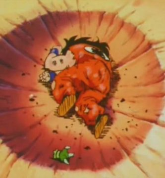 muerte de Yamcha Dragon Ball Z