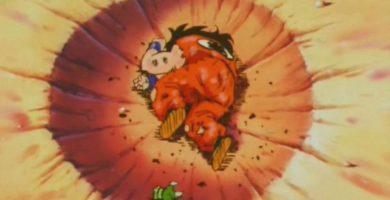 muerte de Yamcha Dragon Ball Z