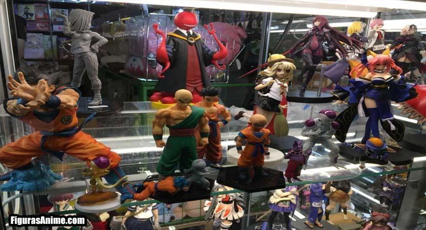 figuras anime amazon