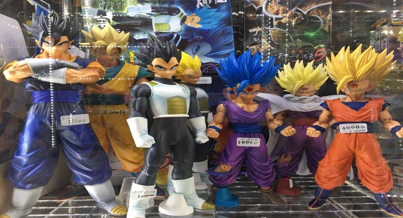 figuras dragon ball baratas