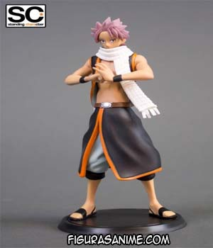 tsume Standing Characters fairy tail