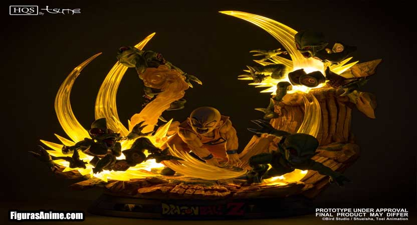 tsume art dragon ball z