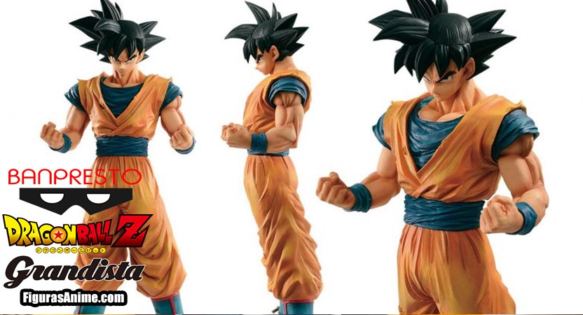 dragon ball z grandista resolution of soldiers goku v2
