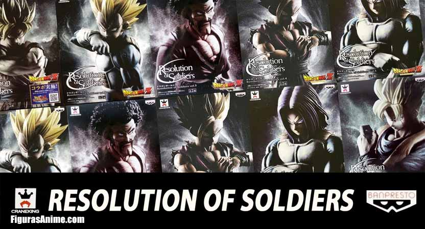 dragon ball z grandista resolution of soldiers