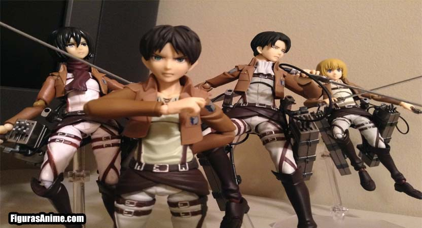 figma attack on titan