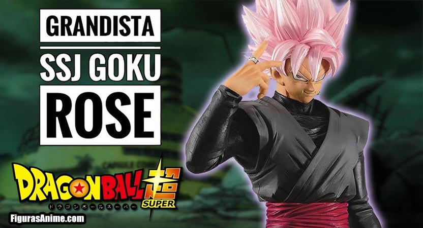 grandista resolution of soldiers super saiyan rose