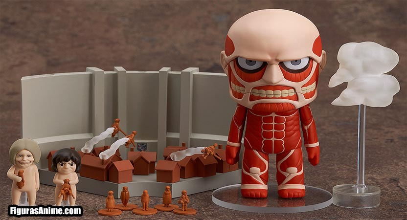 nendoroid attack on titan