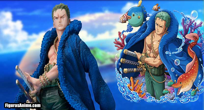 figura zoro 20th original