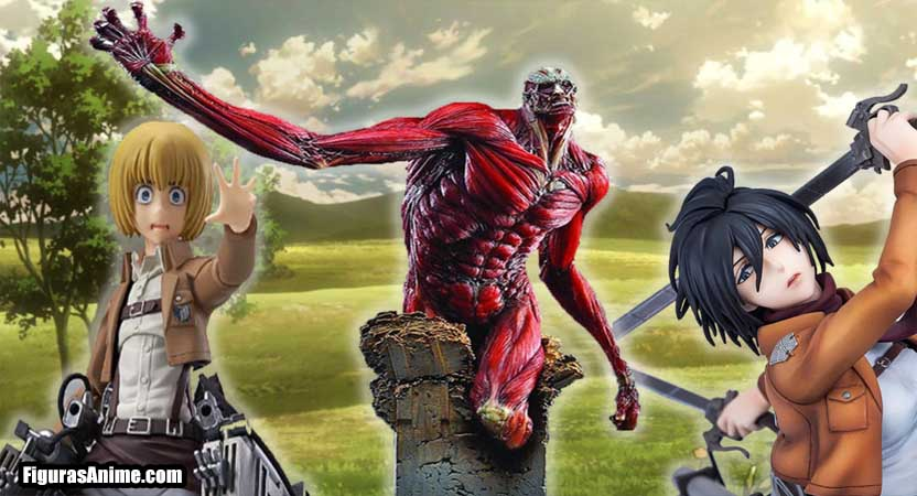 figure attack on titan