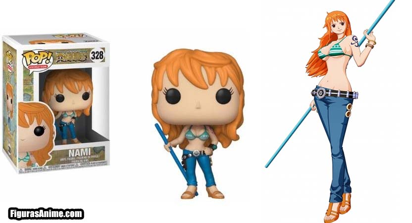 funko pop nami one piece