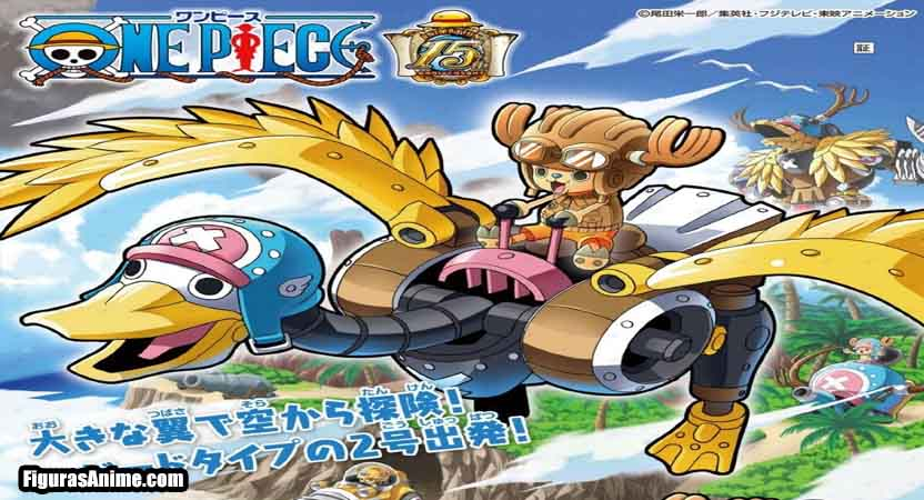 comprar figura chopper one piece