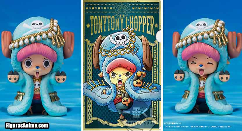 figura one piece chopper 20 aniversario