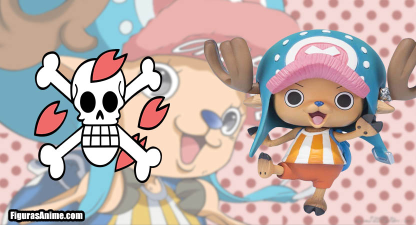 figura tony tony chopper one piece