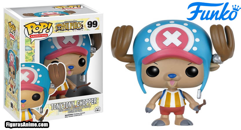funko pop tony tony chopper