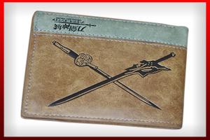 cartera Sword Art Online