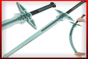 espada Sword Art Online