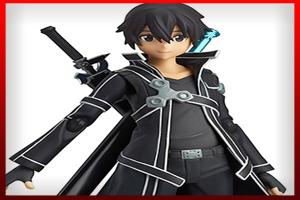 figura Kirito Sword Art Online