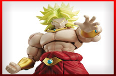 figuras Broly dragon ball
