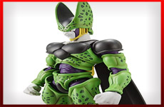 figuras Cell dragon ball