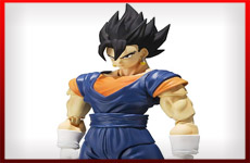 figuras Vegetto dragon ball
