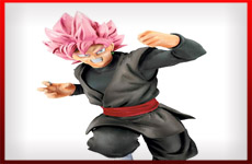 figuras black goku dragon ball