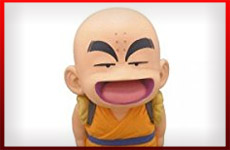 figuras krillin dragon ball