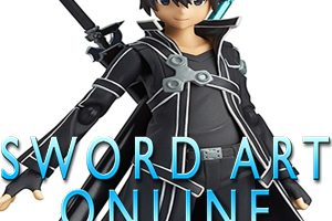 figuras sword art online originales