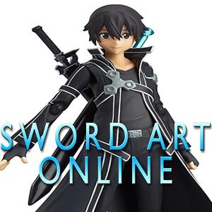 figuras sword art online originales