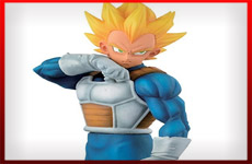 figuras vegeta dragon ball