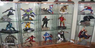 vitrinas para colecciones barata