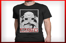 camisetas Muten Roshi dragon ball