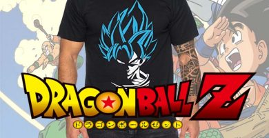 camisetas dragon ball z baratas