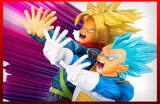 figura vegeta y trunks
