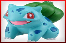 figuras Bulbasaur pokemon