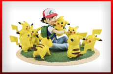 figuras ash pokemon