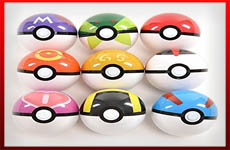 figuras pokeballs pokemon