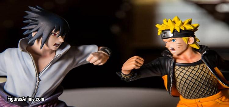 gashapon naruto sasuke batalla final